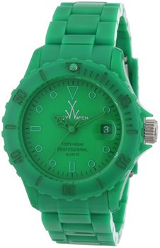 TOY WATCH CADRAN VERT MONOCHROME MO05GR WATCH