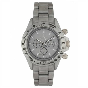 RELOJ TOY WATCH PEARLY ALUMINIUM CRONO FLP13AL