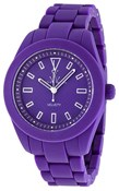 MONTRE TOY WATCH VELOUTÉ VIOLET W11VL