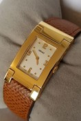 WATCH VERSACE WOMAN S GOLDEN 629I SWATCH