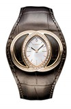 WATCH VERSACE WOMAN'S LEATHER STRAP