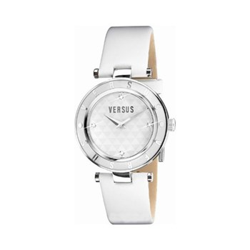 VERSUS WHITE STRAP WATCH WOMEN 3C71400000