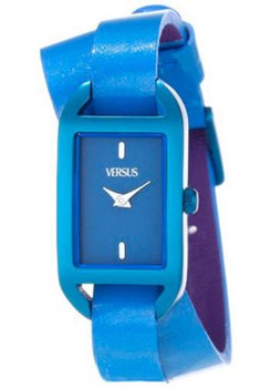 Montre Versus femelle bleu bracelet plus SGQ030013