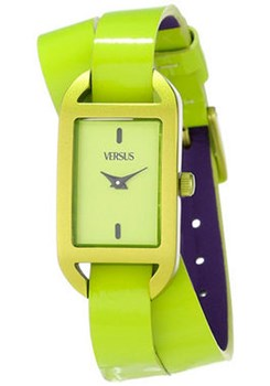 Reloj versus verde con pulsera  SGQ050013