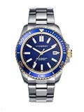 WATCH VICEROY STEEL TWO-TONE 432297-37