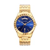 WATCH VICEROY STEEL WITH BATHROOM GOLD 46645-35