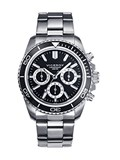 WATCH VICEROY STEEL CHRONOGRAPH 432299-57