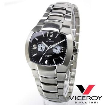 Reloj Viceroy acero Fernando alonso 432017-55