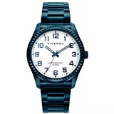 WATCH VICEROY STEEL IP BLUE MAN 40525-34