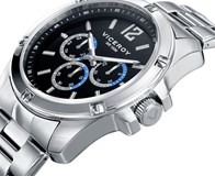 WATCH VICEROY STEEL MULTIFUNCTION 47847-05 40491-55