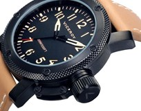 WATCH VICEROY MEN BLACK IP 432225-54