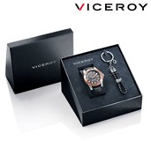 WATCH VICEROY WITH KEYCHAIN GIFT 401005-97