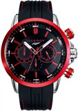 WATCH VICEROY CHRONOGRAPH RUBBER MAN 47823-77