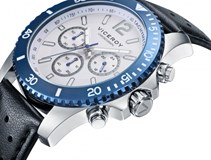 WATCH VICEROY MENS STEEL STRAP SKIN WITH CHRONOGRAPH 401003-57
