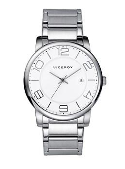 MONTRE DE VICEROY MENS EN ACIER 46543-05