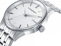 WATCH VICEROY MENS ALL STEEL 40100-05