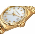 WATCH VICEROY WOMEN STEEL GOLD PLATED 432136-95