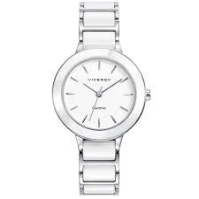 WATCH VICEROY WOMEN\'S STEEL AND CER�MICA 471184-07