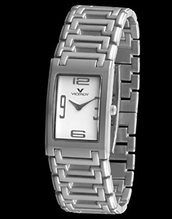 Reloj viceroy mujer rectangular acero 47486-05