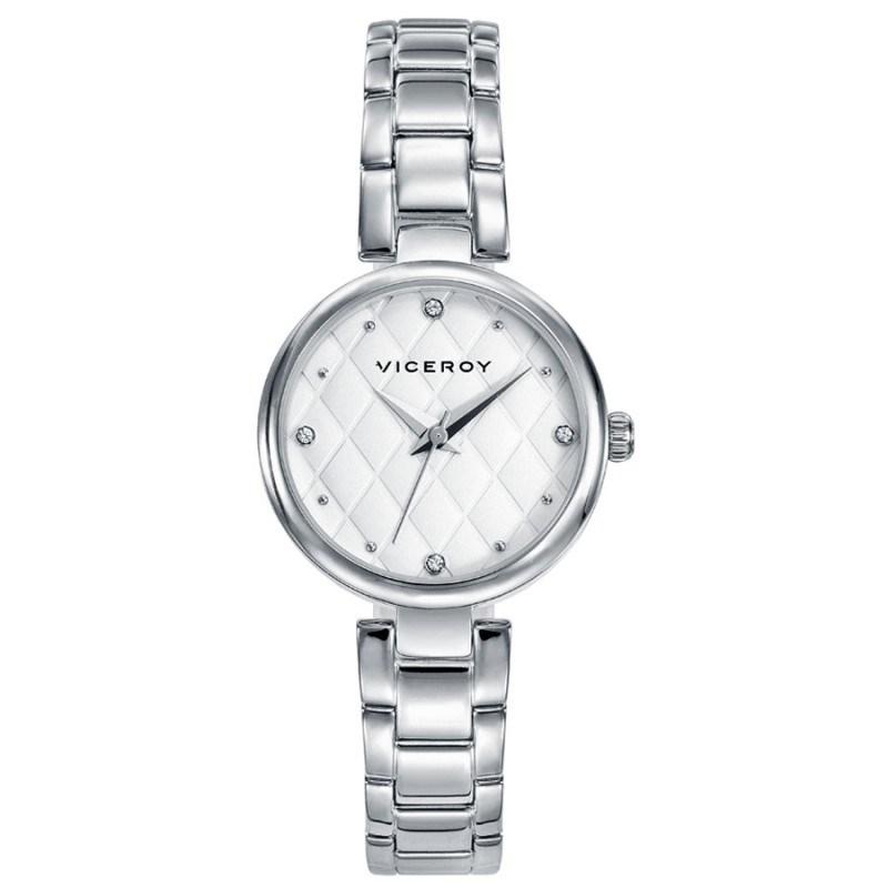 Reloj viceroy mujer todo acero 471064-13
