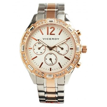 WATCH VICEROY MULTIFUNCTION BICOLOR 40748-05