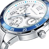 WATCH VICEROY BOY STEEL 401059-15