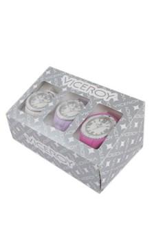 Montre le viceroy PACK 3 ceintures 432138-09