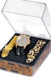 WATCH VICEROY LADY TWO BELTS 432180-97