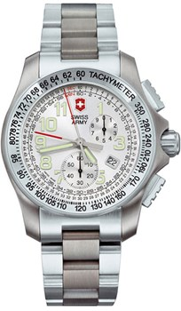 MONTRE DE VICTORINOX SWISS ARMY FORCES TERRESTRES DE LA CHRONO V25788