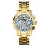Reloj  Guess mujer dorado W0330L13