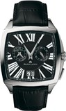 MAURICE LACROIX WATCH ANALOG STAINLESS STEEL SAPPHIRE CRYSTAL MI5027-SS001-310