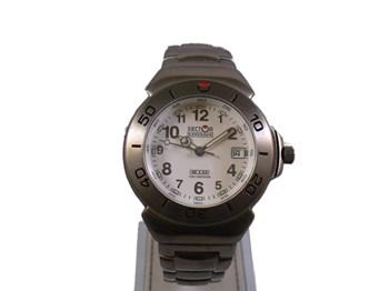 Reloj Sector Exp esf blanca 3253205045