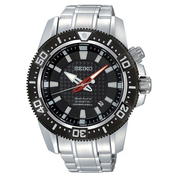 Montre Seiko Sportura Kinetic SKA511P1 Divers SKA511P Mens Watch