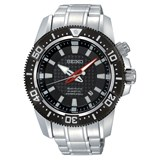WATCH SEIKO SPORTURA KINETIC DIVERS MENS WATCH SKA511P SKA511P1