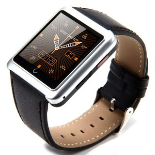 UWATCH U10 U10_PLATEADO SMARTWATCH MONTRE