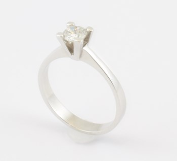 SOLITAIRE RING DIAMOND LEVOS1022 LEVO1022