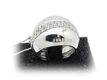 Fraboso Argento argent anneau