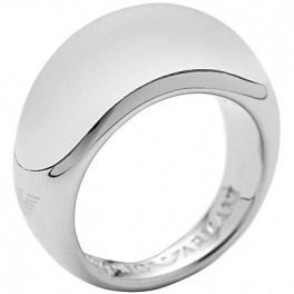 EMPORIO ARMANI SILVER EG2873040506 RING
