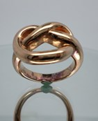 LECARRE SILVER GOLD RING PINK LA034RS.15 Le Carré