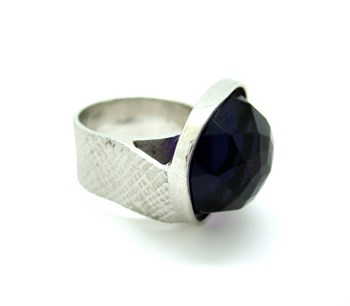 RING SILVER JOIELLS N-795