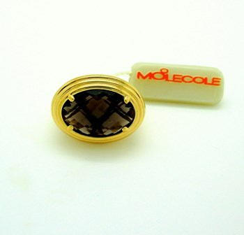 RING SILVER MOLECOLE m01 k7006 a16