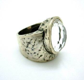 bague argent STYLIANO amp715
