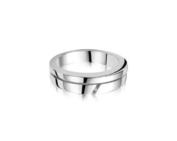RING SILVER AND DIAMONDS ZINZI ZDR17