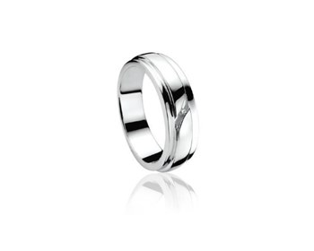 RING SILVER AND DIAMONDS ZINZI ZDR35