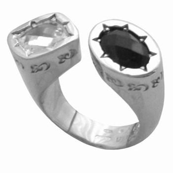 Rebecca silver CSTASS83 ring