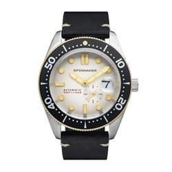 Reloj SPINNAKER CROFT VINTAGE SILVER SP-5058-0A