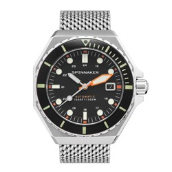 Reloj SPINNAKER DUMAS NIGHTFALL BLACK SP-5081-11