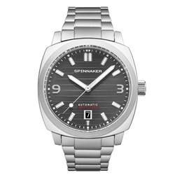 Reloj SPINNAKER HULL RIVIERA SMOKE GREY SP-5073-11