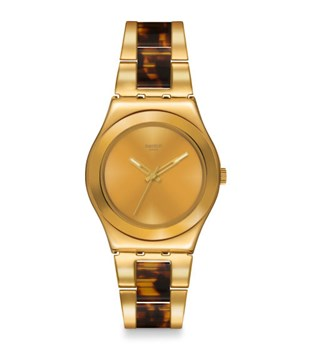 SWATCH GOLDEN YLG127G CHICDREAM WATCH