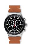 SWATCH IRONY DISORDERLY YVS424 CHRONO WATCH